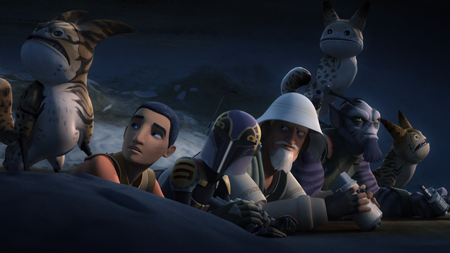 In Its Last Season, Star Wars: Rebels Has Found What It s Been Missing: Focus