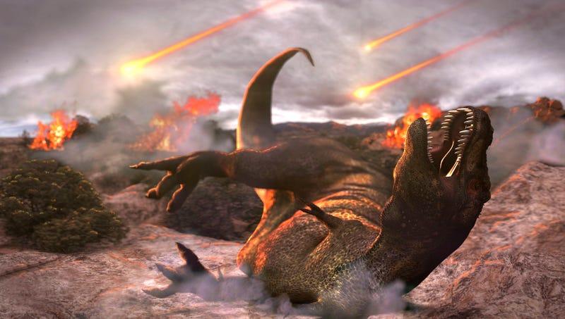 Illustration for article titled Timeline Of Mass Extinction