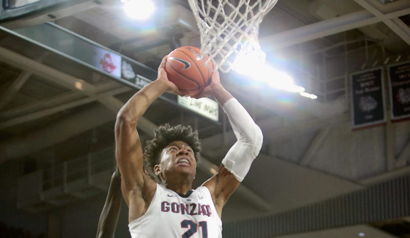 Illustration for article titled Rui Hachimura Hit The Game-Winner For Gonzaga And Is On His Way To Being A Household Name