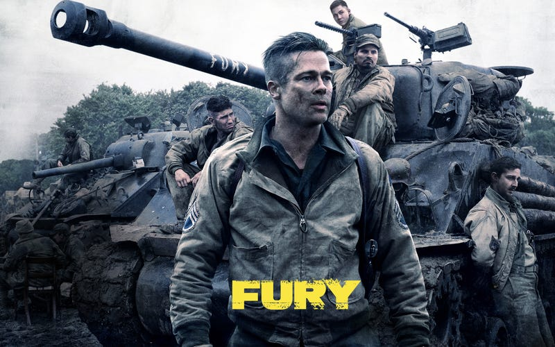 Illustration for article titled Finally Watched Fury
