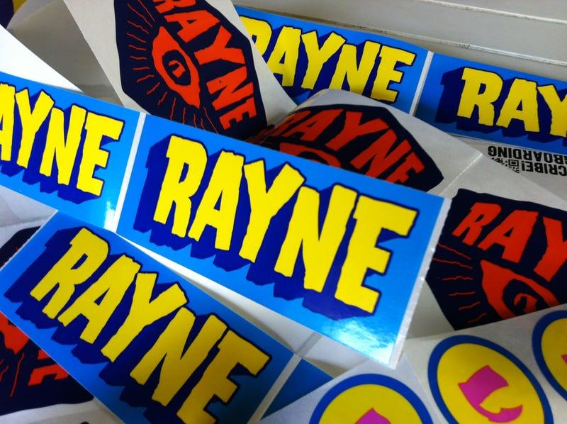 Illustration for article titled Rayne matrica akció - új matricák a Boardside-tól!