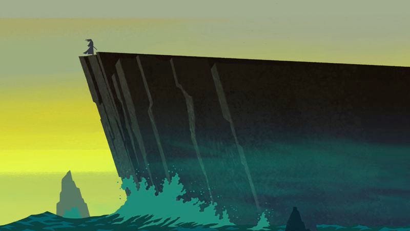 Illustration for article titled Samurai Jack takes a backseat to Ashi in a contemplative, thrilling episode