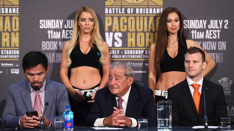 Manny Pacquiao vs. Jeff Horn: LIVE Round By Round Scorecard, Preview And Recap For Boxing Event
