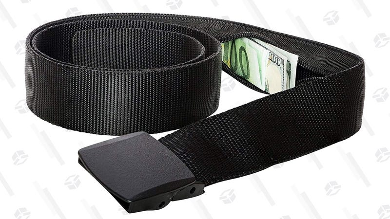 Zero Grid Travel Security Belt | $12 | Amazon | Clip the $1 coupon and use code JMME8DPE