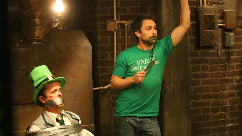 Kevin Thompson, Charlie Day (FXX)