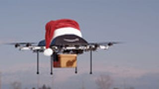 Illustration for article titled Amazon Drones Are Truly Revolutionary [Marketing]