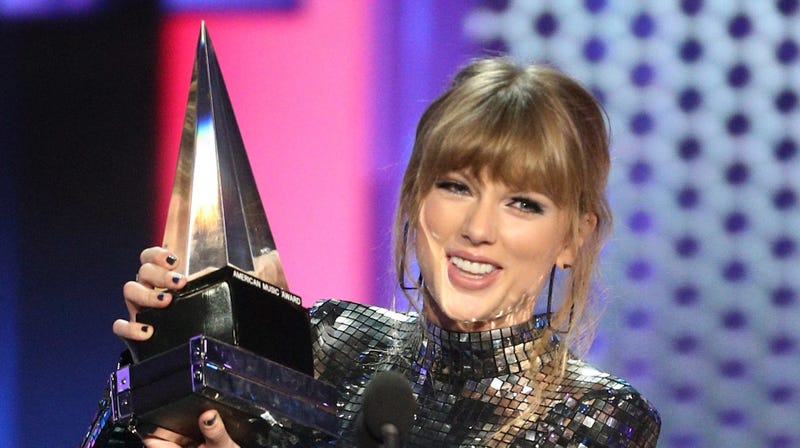 "Reports that audiences were turned off by worries that ""Robo-Taylor would stab us with her newly acquired cyber-knife"" remain apocryphal at this time."