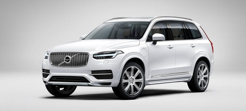 Illustration for article titled Here's How Much The 2016 Volvo XC90 Will Cost In America
