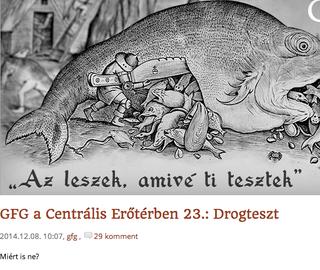 Illustration for article titled G. Fodor Gáboré december legjobb magyar blogposztja