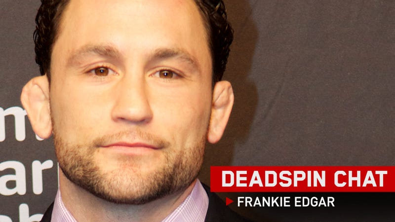 Illustration for article titled I'm Frankie Edgar, Former UFC Champ. Got Any Questions For Me?