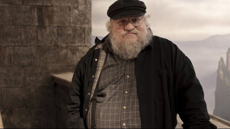 Illustration for article titled George R.R. Martin says he's considering a Game Of Thrones prequel TV series