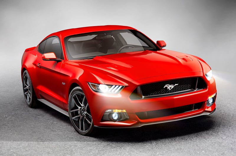 why the best 2015 mustang will have 4 cylinders