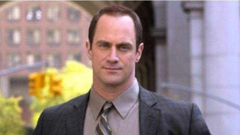 Illustration for article titled Christopher Meloni has had enough of your weird sex crimes, leaves Law And Order: SVU