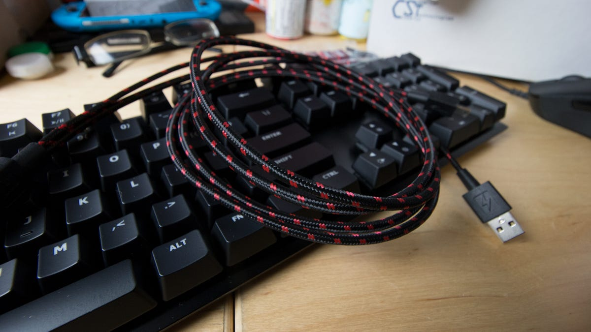 HyperX Alloy FPS Mechanical Gaming Keyboard Review: A Happy Minimum