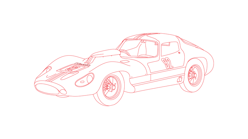 Illustration for article titled My Maserati's A One-Fifty-One