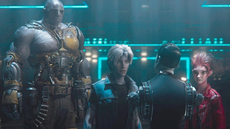 Look, Ready Player One is the last scifi film Spielberg directed, so.