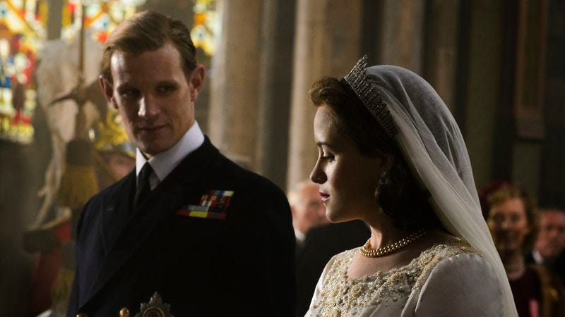 The Crown (Photo: Alex Bailey/Netflix)