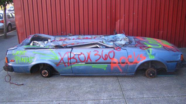 get spray paint off your car. Black Bedroom Furniture Sets. Home Design Ideas