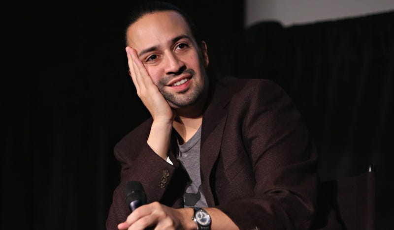 Illustration for article titled Lin-Manuel Miranda Acts Like He Didn't Know He Was Going to Win a Pulitzer