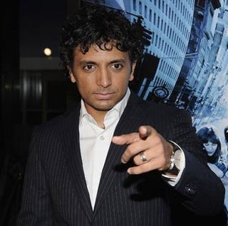 Illustration for article titled M. Night Shyamalan may have to destroy the Earth to get his mojo back