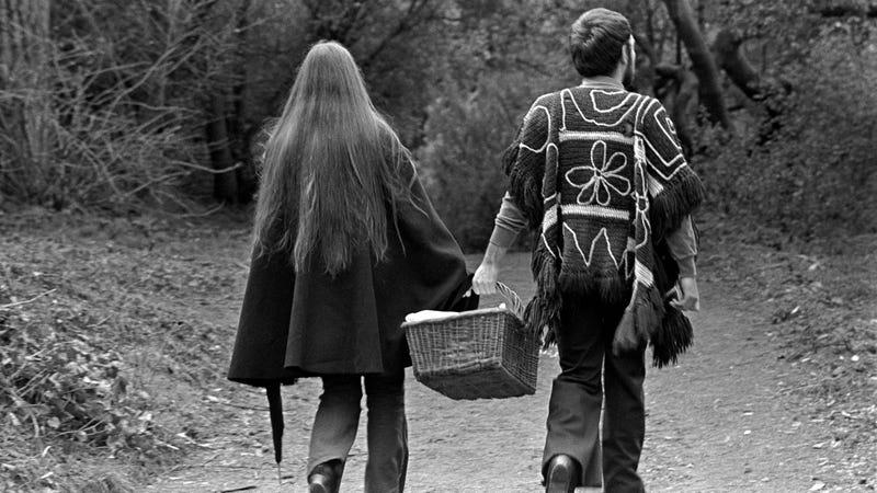 Golden Gate Park, 1969