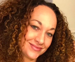 The white woman formerly known as Rachel Dolezal (Instagram)