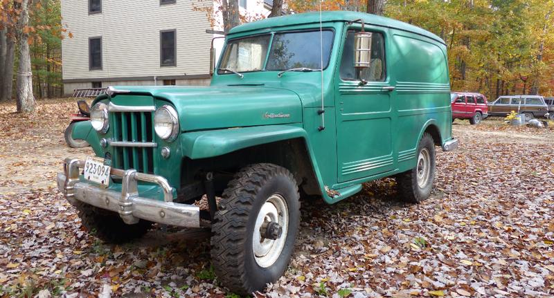 Conoce al jeep Hoarder que ahorra la preciosa historia de Rusty Oblivion