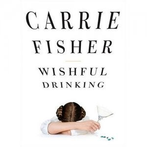 Illustration for article titled Carrie Fisher's Wishful Drinking