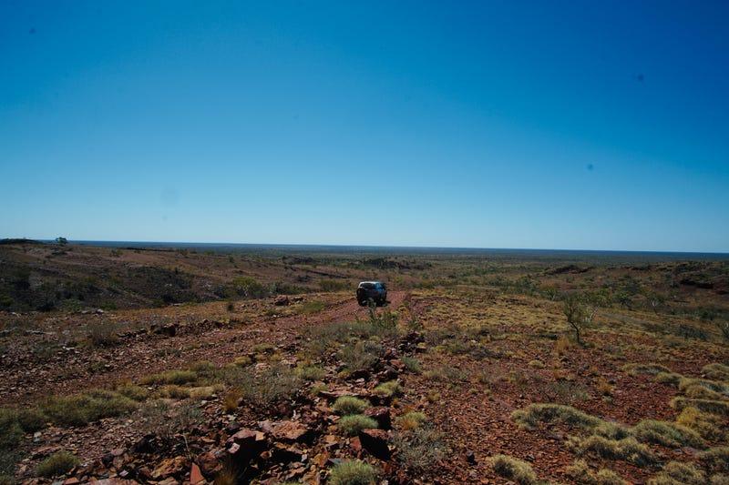 Illustration for article titled AWOL Around Australia... The Pilbara. Part 2