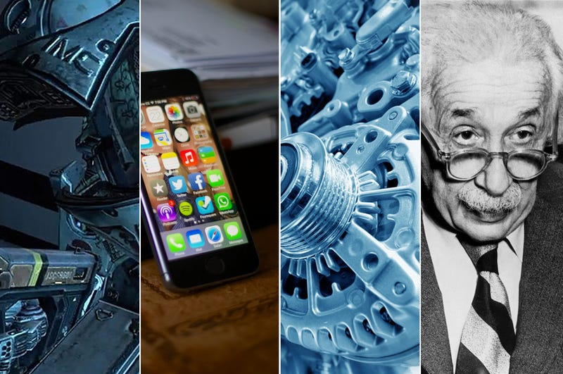 Illustration for article titled Titanfall, iOS, motores diminutos, y Einstein, lo mejor de la semana