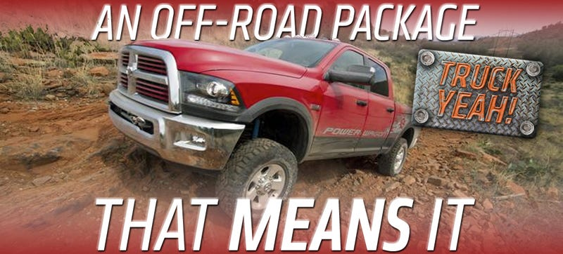 Illustration for article titled Why The World Needs The 2014 Ram Power Wagon, Even If You Probably Don't
