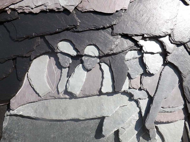 Illustration for article titled Celebrating the heritage of slate