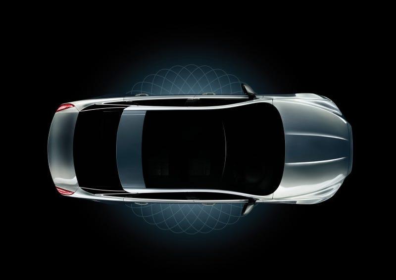 Illustration for article titled 2010 Jaguar XJ: All New, No More Retro