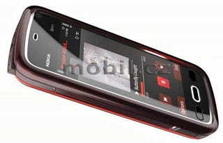 First Official Pics of Nokia 5800 XpressMusic Touchscreen