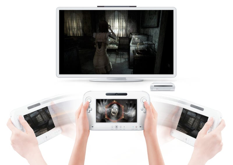 Illustration for article titled Why a New Fatal Frame For Wii U Sounds Good.