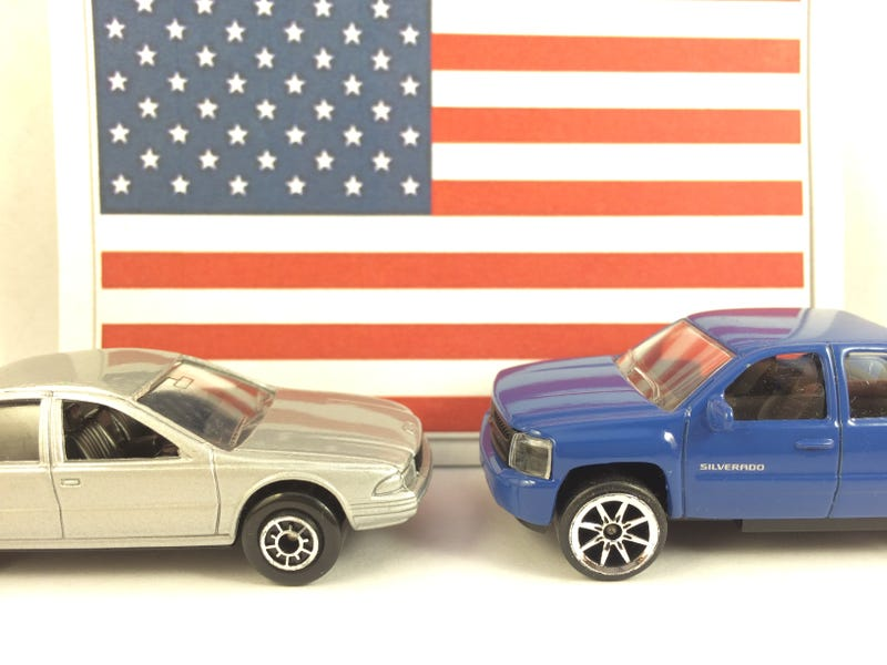 Illustration for article titled 'Murica Monday: Not-so-American Chevies