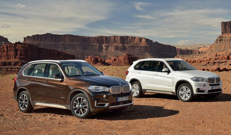 Illustration for article titled The 2014 BMW X5: This Is More Of It