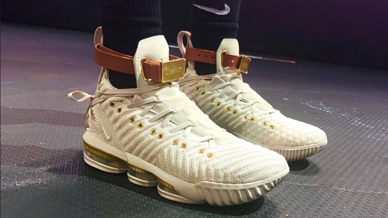 The New HFR X LeBron 16 Sneakers For Women Are Hideous