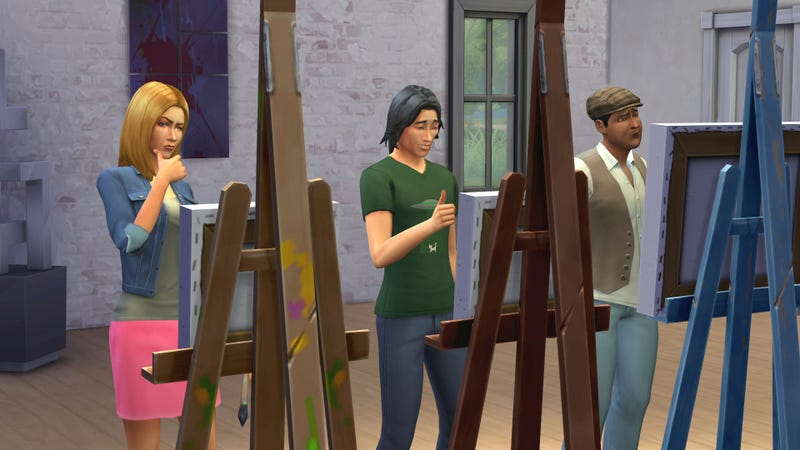 Illustration for article titled The Sims 4's PC Requirements Are...Non-Existent