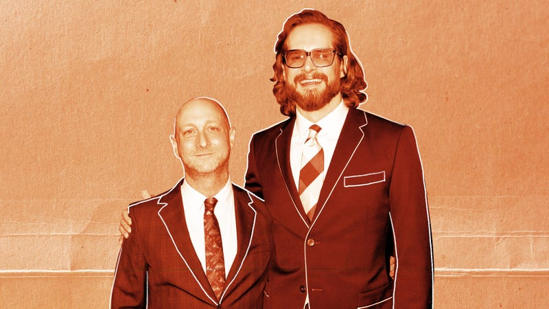 Michael Green and Bryan Fuller (Photo: Tibrina Hobson/Getty Images. Graphic: Libby McGuire.)