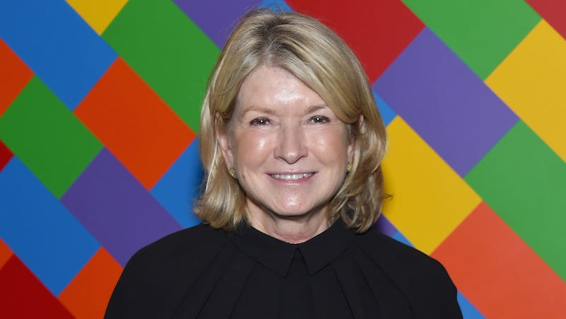 Illustration for article titled Of Course Martha Stewart Showed Up With Muffins