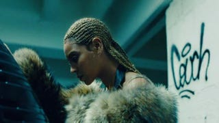 "Scene from Beyoncé's ""Lemonade""HBO screenshot"