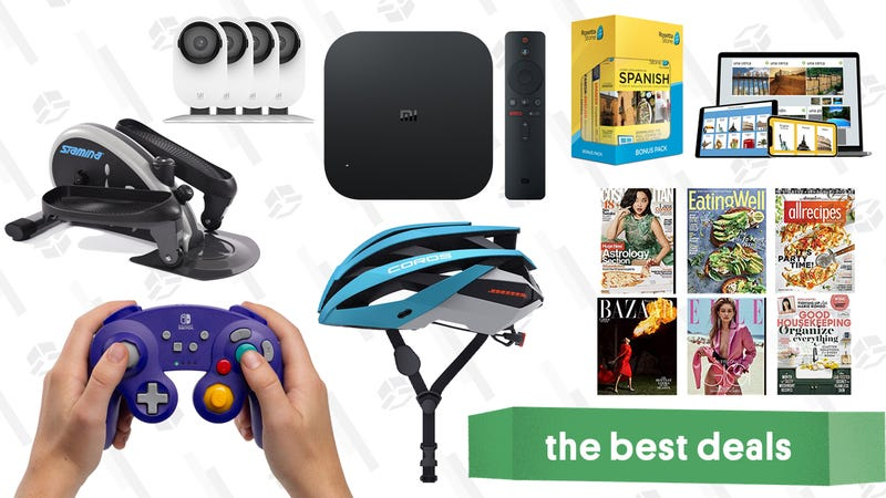 Illustration for article titled Saturday's Best Deals: Red Dead Redemption Bundle, RoboVacs, Amazon Fire Tablets, and More
