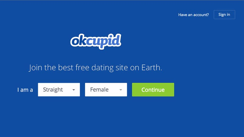 all free dating site like okcupid