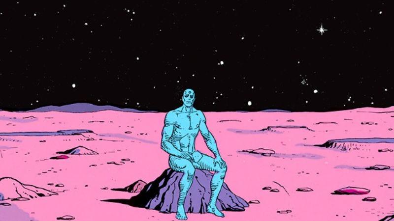 Illustration for article titled Book Vs. Film: Watchmen