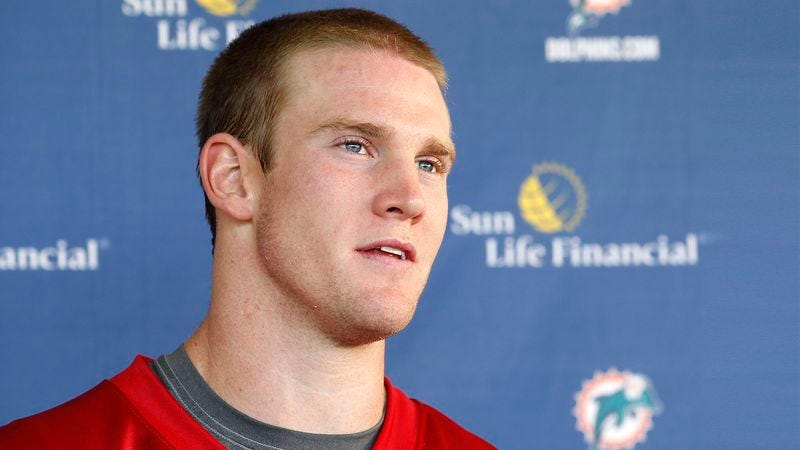 Illustration for article titled Ryan Tannehill Confident Dolphins Can Win A Wide-Ranging Number Of Games Next Season
