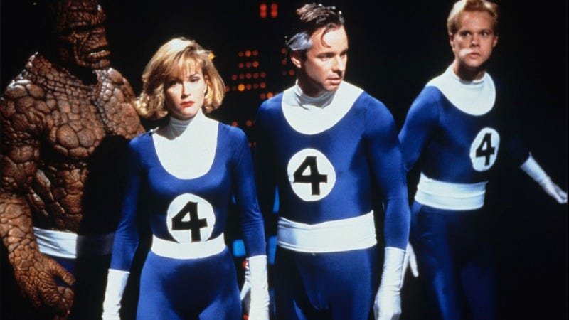 Roger Corman's The Fantastic Four