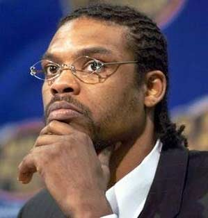 Illustration for article titled Latrell Sprewell Could Use A Raft Of Some Sort