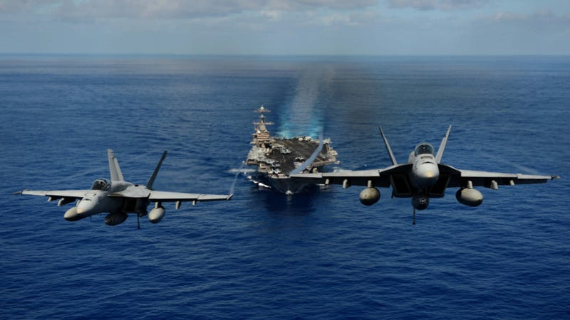 Photo credit: U.S. Navy