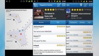 Illustration for article titled GateGuru Brings Airport Terminal Reviews and Listings to Android
